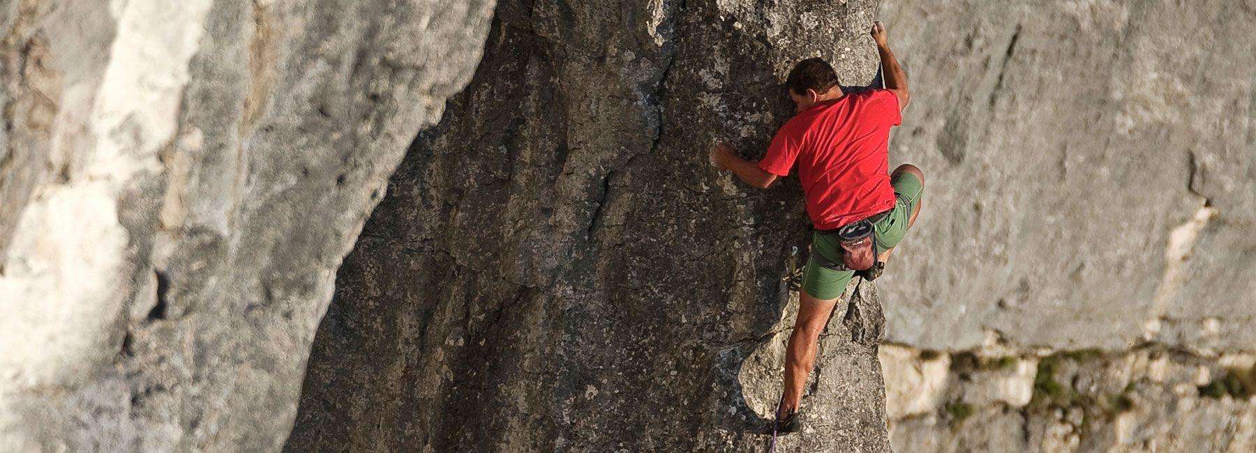 Klettern in Waidring