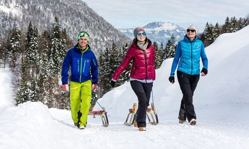 Winter Aktiv in Waidring