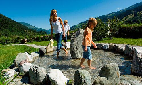Familienurlaub in Waidring