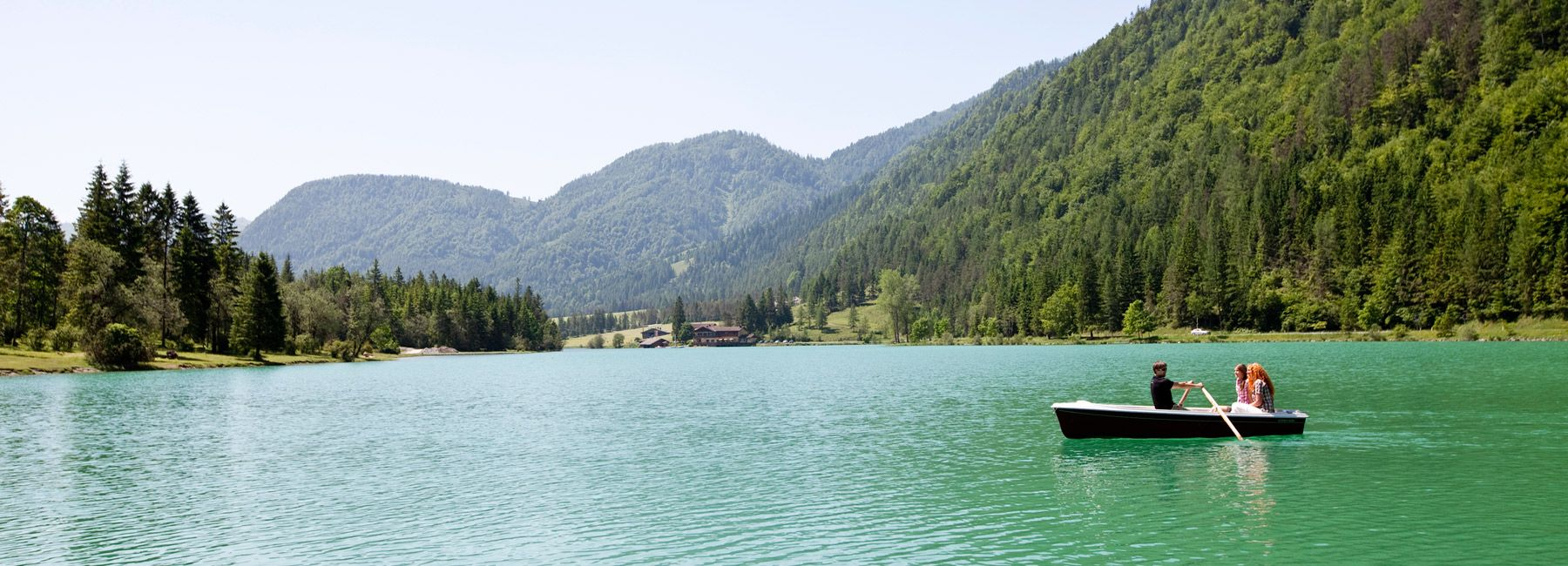 Pillersee im Sommer