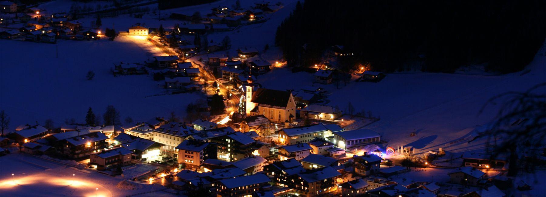 Weihnachtszeit in Waidring