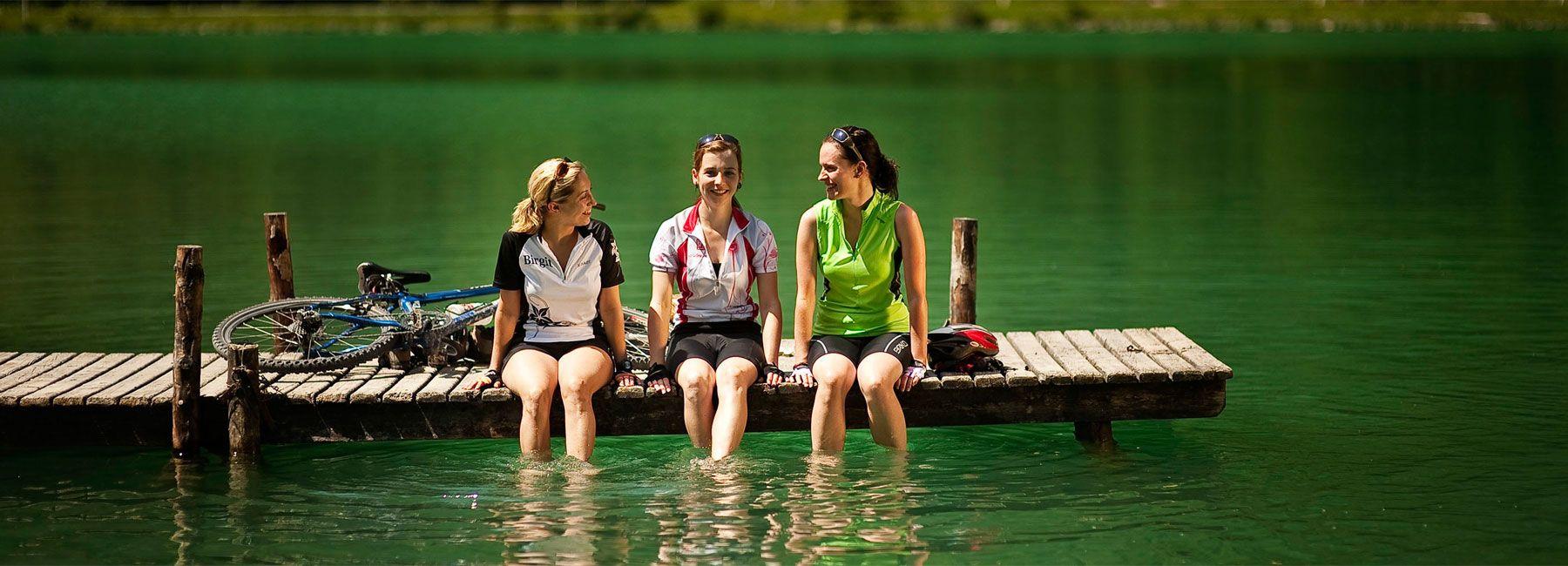 Biken zum Pillersee